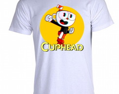 Camiseta cuphead bendy game run and gun 005