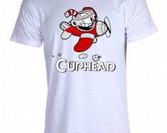 Camiseta cuphead bendy game run and gun 006