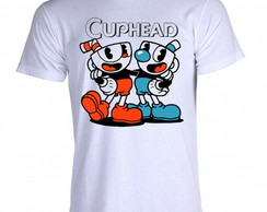 Camiseta cuphead bendy game run and gun 010