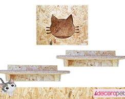 Nicho para gatos - Kit Cat - 04