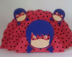 Lady Bug piruliteiro mold 2