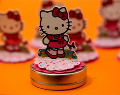 Aplique Bonequinha Hello Kitty