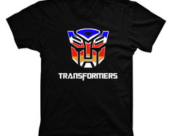 Camiseta Transformers Autobot Elite Retro