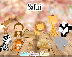 DISPLAY DE MESA / TOTEN - SAFARI