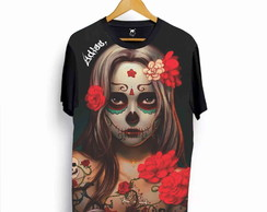 Camiseta Tattoo Love make in real Ydias 43