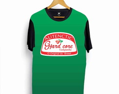 Camiseta Hard Core Guaraná antárctica Estampa total 1