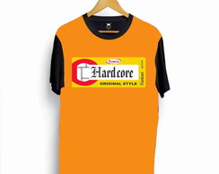 Camiseta Hard Core Chiclets Estampa total 2