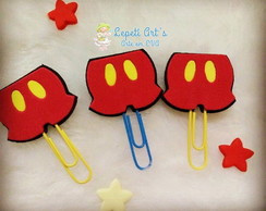 Paper Clips Mickey Shorts