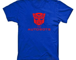 Camiseta Transformers The Autobots
