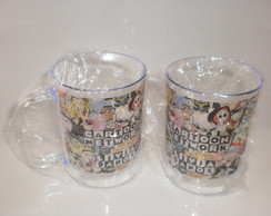 Caneca de 300ml Cartoon Network