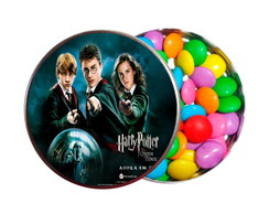Kit 30 Latinhas Personalizadas Harry Potter