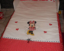 KIT P/ QUARTO INFANTIL DA MINNIE