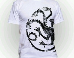 Camiseta estampada Game of Thrones