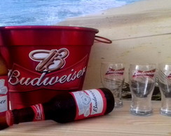 Kit Home Bar Cerveja Badweiser