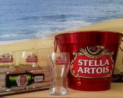 Kit home bar Stella Artois