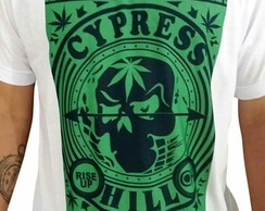 Camiseta Exclusiva Cypress Hill Cartaz
