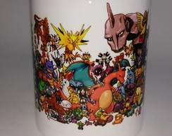 Caneca do Pokemon