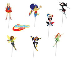 Topper DC superhero girls