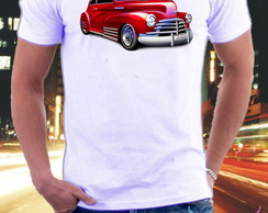 Camiseta Old Car P M G GG