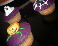 Mini cupcakes halloween
