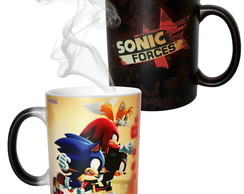 Caneca Mágica Sonic Forces
