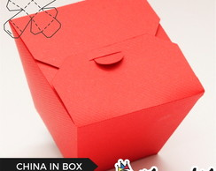 Molde de Caixas China in Box