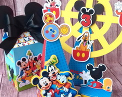 Kit Festa - A turma do Mickey