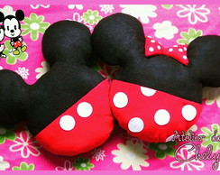 Kit Almofadas Mickey e Minnie