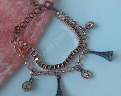Pulseira Paris Rose