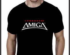 Camiseta Geek Computador Commodore Amiga
