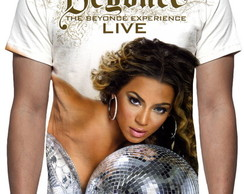 Camiseta Beyonce - The Beyonce Experience Live