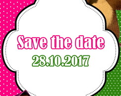 SAVE THE DATE MARSHA E O URSO