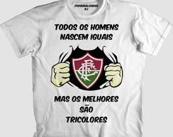 ... Camisa OS MELHORES SÃO TRICOLORES 71b27fa5aa809