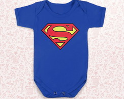 Body infantil Super Man