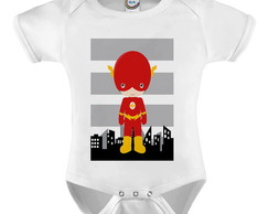 Body Infantil Mascote Flash
