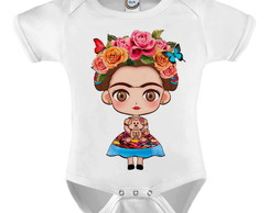 Body Infantil Frida Kahlo