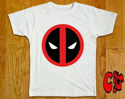 Camiseta HQ Deadpool - 03