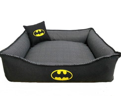 Cama Pet cachorro gato - Batman M