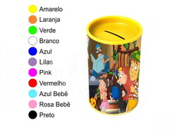 Kit 30 Cofrinhos Personalizados Chaves