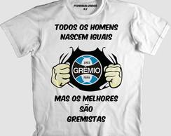 11947fdc0b Camisa OS MELHORES SÃO GREMISTAS