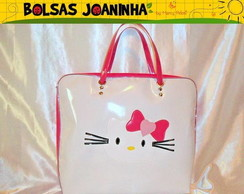 HELLO KITTY BOLSA GIGANTE ALÇA CURTA