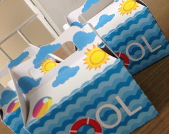 Caixa Bolsa - Pool Party