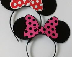 Tiaras Minnie Rosa e mickey , black friday