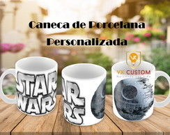 Star Wars Caneca de Porcelana
