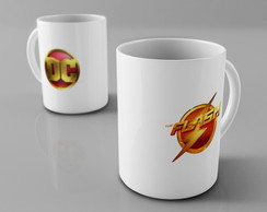 Caneca de Porcelana The Flash DC