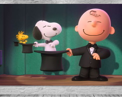 Painel Snoopy - Frete Grátis.