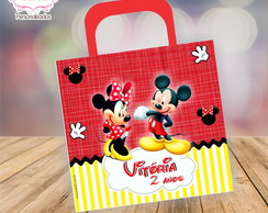 Ecobag / Mickey e Minnie