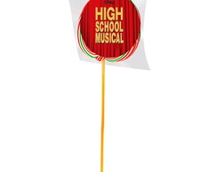 Kit 30 Pirulitos Personalizados High School Musical