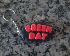 chaveiro green day american idiot