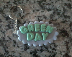chaveiro green day warning